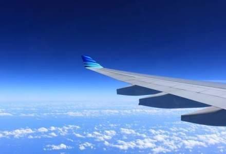 Traficul de pasageri pe Aeroportul Iasi a crescut cu 32% in primele trei luni din 2015, fata de 2014