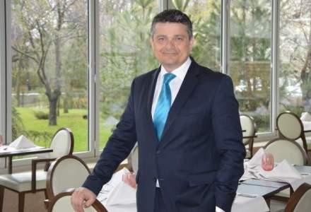 Crowne Plaza Bucharest are un nou director, Angelo Zuccala, venit de la Intercontinental