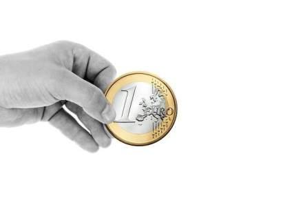 Cursul leu-euro, la minimul ultimelor doua saptamani