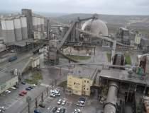 Reportaj la fabrica de ciment...