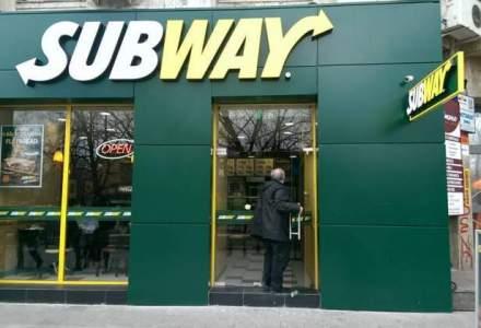 Subway a deschis al 12-lea restaurant din Bucuresti