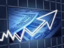 Bursa a crescut cu 4% in...