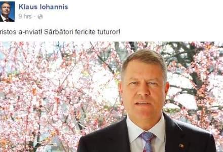 Klaus Iohannis, Victor Ponta si Traian Basescu: ce mesaje au transmis de Paste