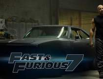 Fast and Furious 7, lider in...