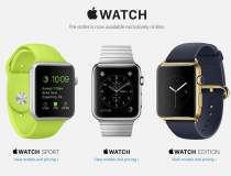 Apple Watch: vanzari mai bune...