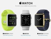 Apple Watch: vanzari mai bune...