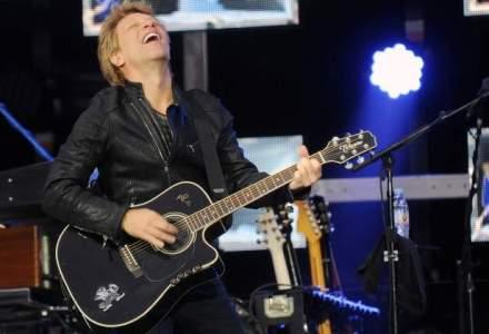 Jon Bon Jovi produce un serial TV despre celebritati din industria muzicala