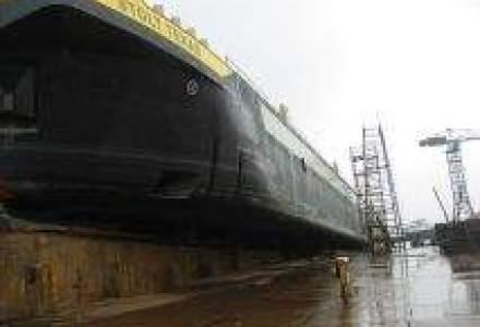 Santierul Naval Orsova ofera actionarilor un dividend cu 47% mai mic