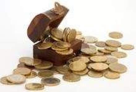 Trezoreria a imprumutat 900 mil. lei. Randamentul platit de Finante coboara la 6,43%