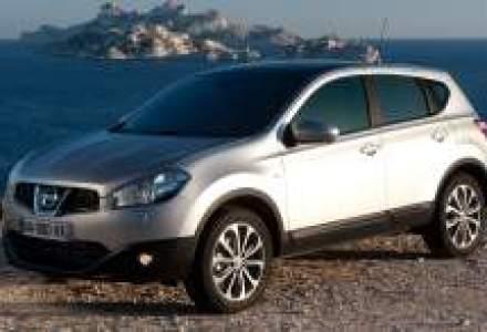 Nissan lanseaza in Romania noul Qashqai si Qashqai+2