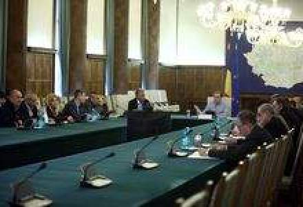 Guvernul a aprobat Programul actualizat de Convergenta 2009-2012