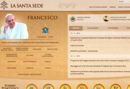 """Site-ul Vaticanului, atacat de hackeri turci, dupa afirmatiile Papei despre """"genocidul"""" armean"""