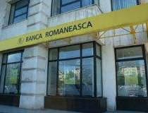 Banca Romaneasca opreste...