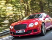 Bentley si Porsche, mai putin...