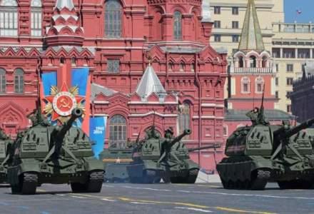 Armata rusa pregateste o importanta expozitie militara in iunie