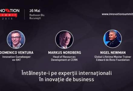 (P)Ai nevoie de noi strategii in afaceri? Inspira-te de la experti internationali in inovatie!