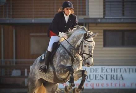 Un business cu cai putere: proprietara clubului Equestria vrea sa-si dubleze afacerea prin competitii sportive