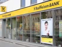 Profitul Raiffeisen Banca...