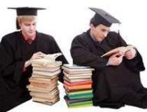 Cati dintre absolventii de...