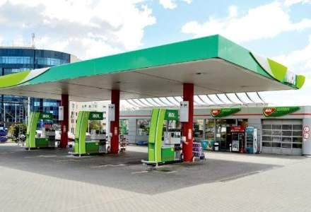 MOL a rebranduit 6 benzinarii Agip achizitionate anul acesta