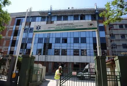 """Spitalul pentru Copii """"Grigore Alexandrescu"""", premiat la Londra"""