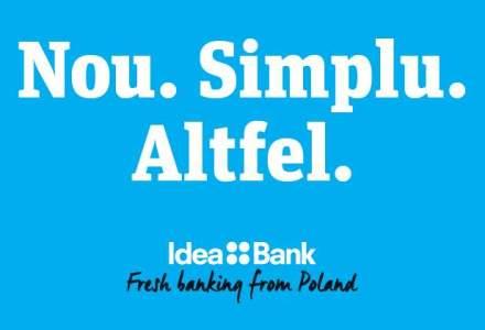 (P) Iti doresti o atitudine fresh in banking si produse bancare simplificate? Descopera Idea::Bank!