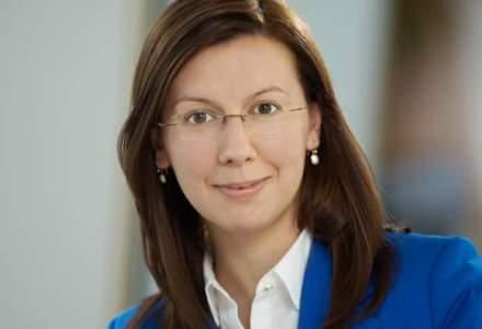 Carmen Staicu, numita purtator de cuvant la Erste Group