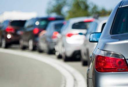 Gata cu traficul pe A2: taxa de pod de la Cernavoda poate fi platita printr-un sistem informatic