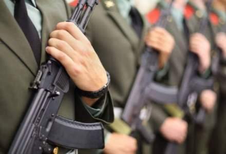 """NATO va actiona daca apar """"omuleti verzi"""" in R. Moldova"""
