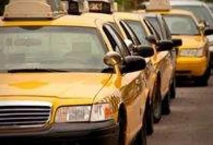 Castigatorii grevei RATB: Firmele de taximetrie