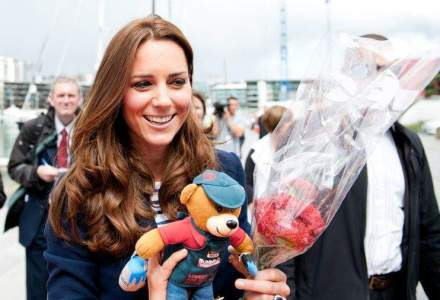 Kate Middleton a nascut o fetita. Care este efectul in economie