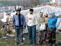 Un grup de romi, arestati la...