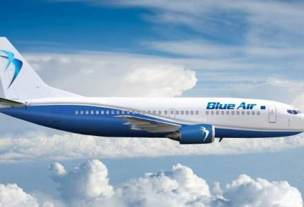 Blue Air introduce o cursa aeriana pe ruta Constanta-Milano