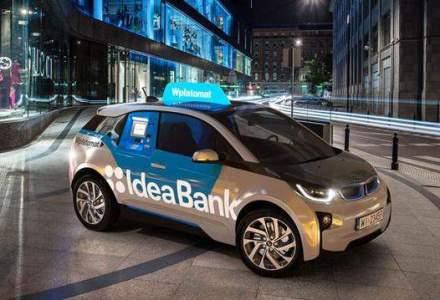 """""""Uber bancar"""" - o banca din Polonia iti trimite bancomatul cu masina la cerere"""
