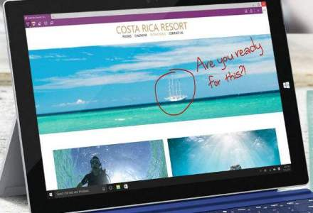 Microsoft Edge, noul browser al Microsoft care va inlocui Internet Explorer