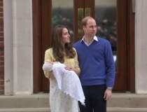 Fetita ducesei Catherine,...