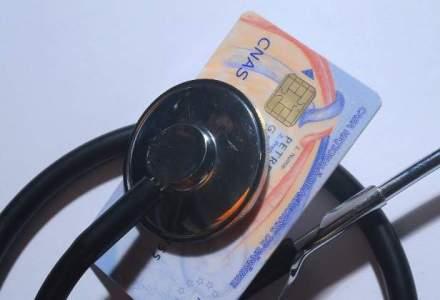 CNAS: Peste 70 de sesizari privind functionarea cardului de sanatate au fost primite luni