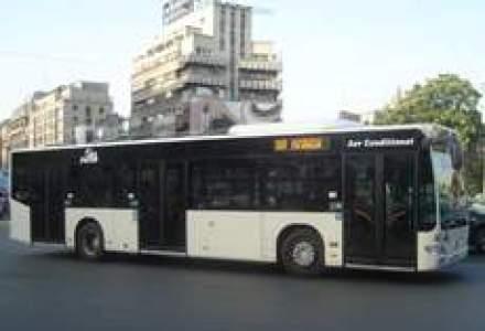 Bucurestenii au ales metroul pe timpul grevei RATB