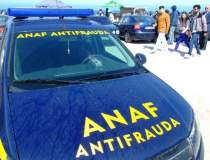 ANAF trage linie dupa raziile...