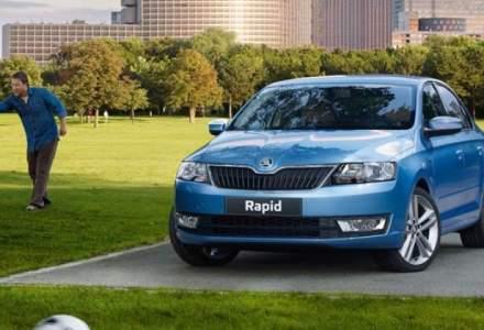 Piata auto creste: inmatricularile de masini de pasageri sau marfuri sunt pe un trend ascendent