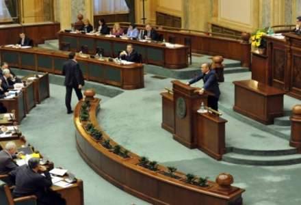 CD a adoptat legea partidelor politice: un partid se poate infiinta cu 3 membri