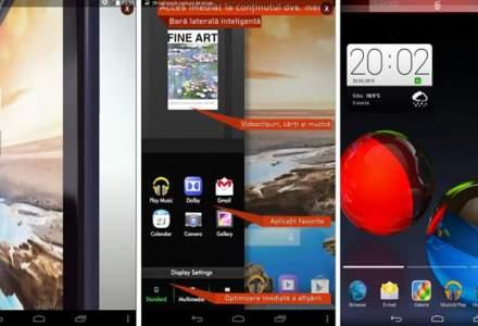 (P) Tableta Lenovo A5500 vine cu surprize pentru utilizatori