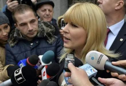 Elena Udrea, la iesirea din penitenciar: Multumesc celor care au avut incredere in mine