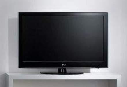 LG a lansat primul televizor 3D si in Romania
