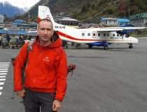 Alpinistul Justin Ionescu,...