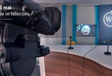Saptamana INOVATIEI in telecom la WALL-STREET 360