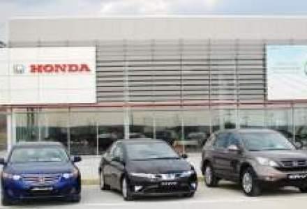 Investitie de 2 mil. euro, intr-un complex Honda la Targoviste
