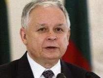 Presedintele polonez a murit...