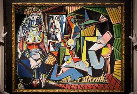 Un tablou de Picasso, cea mai scumpa opera de arta din lume, vandut pentru 180 mil. dolari