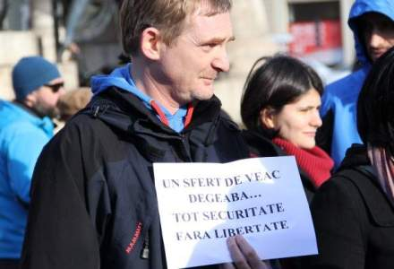 6.000 de locuri de munca in pericol. Proteste noi la Complexul Energetic Hunedoara